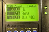 Allen-Bradley PowerFlex 700  1 HP ~ 20BD2P1A0AYNAND0 ~ 480 VAC ~ 2011 Date Code~