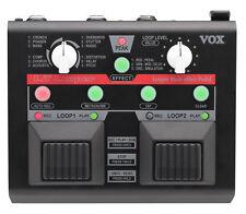 Vox Lil looper pedal efecto procesador pre efecto dispositivo sonda Expression Pedal