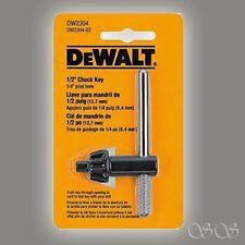 DEWALT DW2304 1/2-Inch Chuck Key with 1/4-Inch Pilot