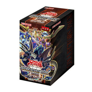 """Yugioh Cards """"Collectors Pack 2018"""" Booster Box CP18-KR / Korean Ver"""