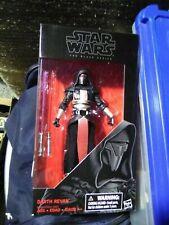 Star Wars Black Series Jedi Revan Gamestop & Darth Revan #34 unopened NEW Lot
