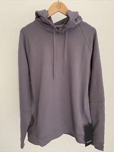 Lululemon City Sweat Pullover Hoodie NWT Size Large DKLV Dusky Lavender Mens