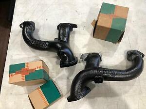 FENTON HEADERS  CHEVROLET CARS 216 235 ENGINES  1937 THRU 1954 STOVEBOLT 6