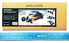 NEW 1995 Testors Model Master Boyd Coddington Fire Roadstered 1:25 Resin Kit