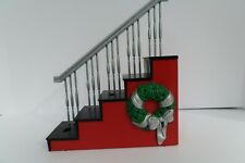 Barbie Singing Sisters Christmas stairs mattel