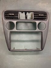 1998 1999 2000 Honda Accord Radio Trim Bezel Air Vent #b2