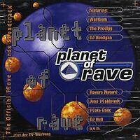 Planet of Rave (1995) Westbam, Prodigy, DJ Hooligan, Mate Galic.. [2 CD]