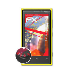 atFoliX 3x Anti Shock Screen Protector for Nokia Lumia 920 matt&flexible