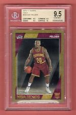 KAY FELDER 2016-17 NBA HOOPS GOLD RC ROOKIE SP # 10 / 10 BGS 9.5 CLEVELAND CAVS