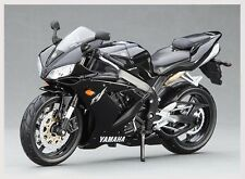 1:12 Scale R1 Yamaha Yzf Model Diecast Motorcycle Maisto Gift Racing Moto Black