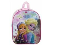 BRAND NEW GENUINE DISNEY FROZEN BACKPACK BACK TO SCHOOL ANNA ELSA