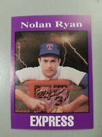 Texas Express #92 Nolan Ryan Rangers Baseball Card, #BC10