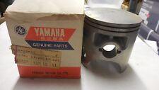 Yamaha IT250F IT250G Piston 2 O/S 0.50 2X7-11636-00-00 NOS