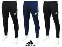 MENS ADIDAS SERENO CORE TRAINING TRACKSUIT BOTTOMS PANTS FOOTBALL RUNNING SPORTS