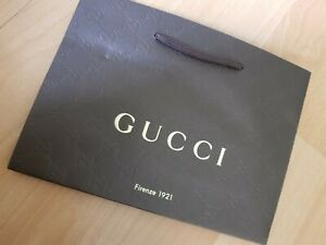 Gucci Sunglass/Accessory Gift Bag only