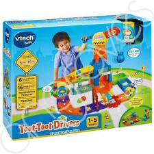 VTech Toot Toot Drivers Construction Site With Light Up Interactive Dumper Truck