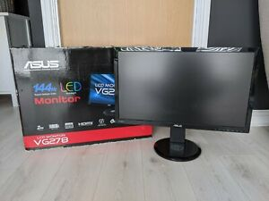 Asus VG278HE 144Hz 1080p 2ms Gaming Monitor