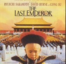 The Last Emperor Ryuichi Sakamoto, David Byrne CD (BOF)