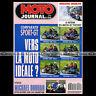 MOTO JOURNAL 1042 HONDA CBR 1000 KAWASAKI ZZR 1100 MAGANLDI MICK DOOHAN 1992