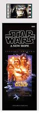 Film Cell Genuine 35mm Laminated Bookmark Star Wars Episode IV  New Hope USBM343