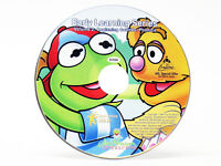 Muppet Kids Beginning Sounds Phonics Window 7 CD PC Computer Game Early Learning