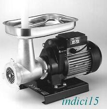 Tritacarne n°22 Elettrico Professional Corto 600W HP 0,80 9500NC Reber
