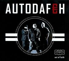 Act of Faith by Autodafeh (CD) - EBM, Electro, 242, Electronic, Industrial, EDM