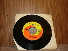 """Capitol 5150 The Beatles - Can't Buy Me Love / You Can't Do That 1964 7"""" 45 RPM"""