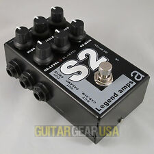 AMT Electronics Guitar Preamp S-2 (Legend Amp Series 2) emulates Soldano amps
