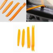 New listing 4 in 1 Car Door Plastic Trim Panel Clip Dash Radio Removal Pry Tools Set Kit