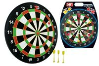 """16"""" Magnetic Dart Board Dartboard with 6 Darts Party Game Set Doink It"""