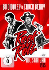 DVD Bo Diddley & Chuck Berry All Star Jam 1985