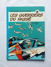 BD - Des petits Hommes 3 Les guerriers du passé / EO 1975 / SERON & HEO
