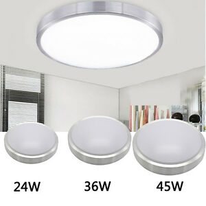 Dimmable 6/9/12/15/18/24/36W LED Mounted/Recessed Ceiling Panel Down Light