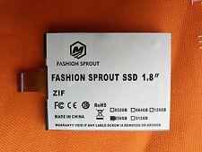 1.8 ZIF 256gb ssd For Dell D430 D420 HP 2510P 2710P Hard Disk Drive Hdd