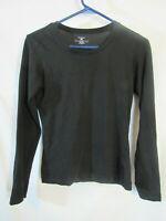 Patagonia 54586 Organic Cotton Blend Baselayer Women's XS black mint unworn cond