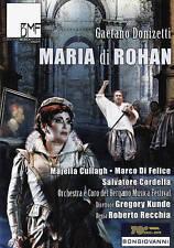 Gaetano Donizetti: Maria di Rohan, New DVDs