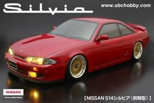 ABC-Hobby Nissan S14 Silvia Karosserie-Set 1:10 (66171)