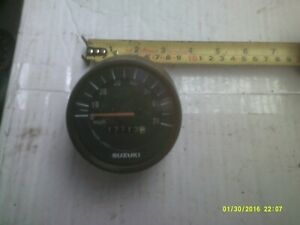 suzuki speedo clocks