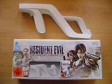 Resident Evil The Darkside Chronicles ORIGINAL Zapper Gun (Nintendo Wii, 2009)