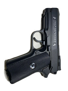 Colt Defender Semi Automatic Pistol Metal Frame 177 Caliber BB Gun C02