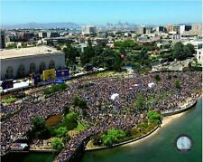Golden State Warriors 2017 NBA Champions Victory Parade 8x10 Photo #3