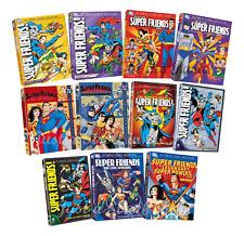 Super Friends: Complete Seasons 1-6 + Lost Episodes + Legendary Box / DVD Set(s)
