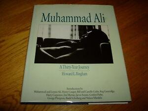MUHAMMAD ALI-BINGHAM-A THIRTY YEAR JOURNEY-SIGNED x 2-1ST-HB-1993-VG/NF-V RARE