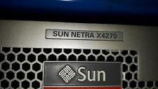 SUN Netra X4270 2.13Ghz Quad Core Intel L5518  4Gb/2x600Gb/2xAC PS/DVD-RW/RAILS