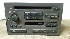 99 00 01 02 03 Saab 95 CD Cassette Radio Receiver 5038138 YS8138