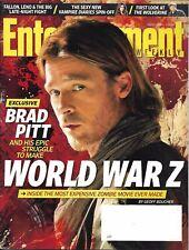 ENTERTAINMENT WEEKLY n°1253 5 avril 2013 Brad Pitt-World War Z/ The Originals
