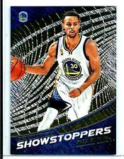 2015-16 Revolution Show Stoppers Stephen Curry Very SP 1:64 InSert G.S. Warriors