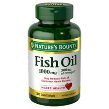 Odorless Fish Oil, 1,000 mg, 120 Coated Softgels, Exp. 01/2021