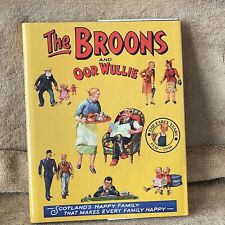 THE BROONS AND OOR WULLIE The Early Years 1936 - 1946 WW2 cartoons 2006 Scottish